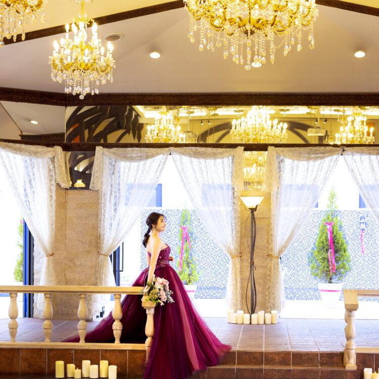 ◆お日柄限定◆【ゆったりと広いパーティ会場で叶える】安心して楽しめる結婚式プラン