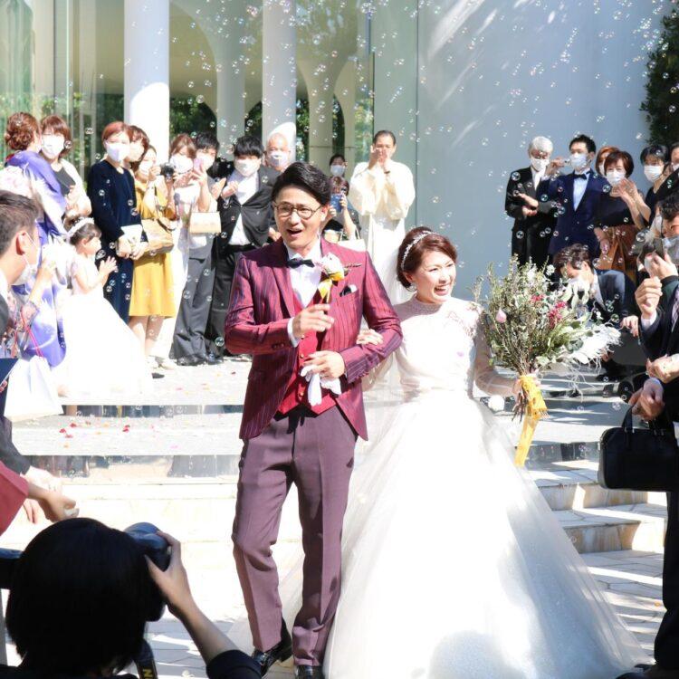 🤵やってよかった結婚式👰